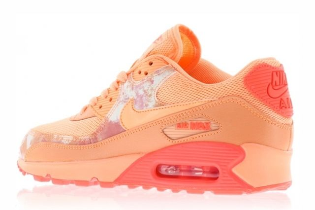 Nike Wmns Air Max 90 Sunset Glow 4