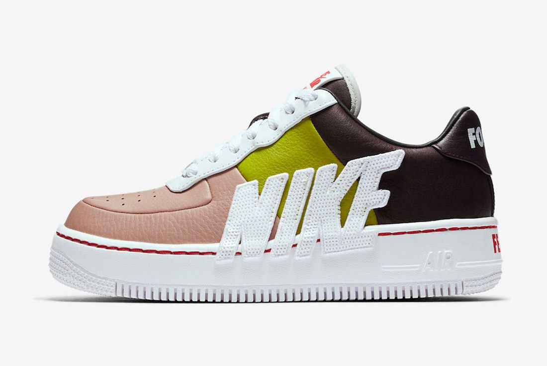 Nike Air Force Uptown Sequin 12