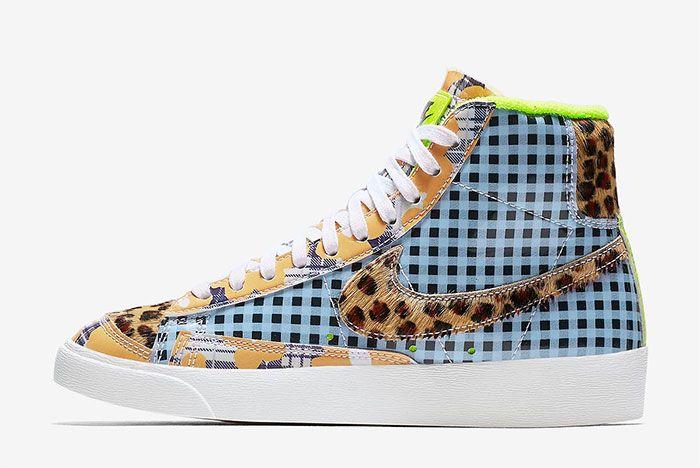 Nike Blazer Mid Gel Patterns Cj4239 491 3