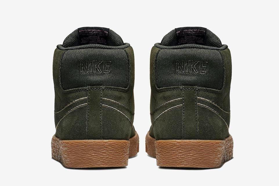 Nike Sb Blazer Mid 3