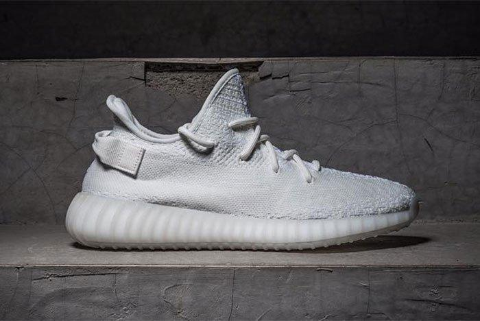 Adidas Yeezy Boost 350 V2 Triple Whitefeature2