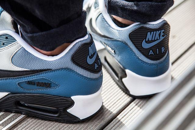Nike Am90 Blue Grey Mist Bumper 2