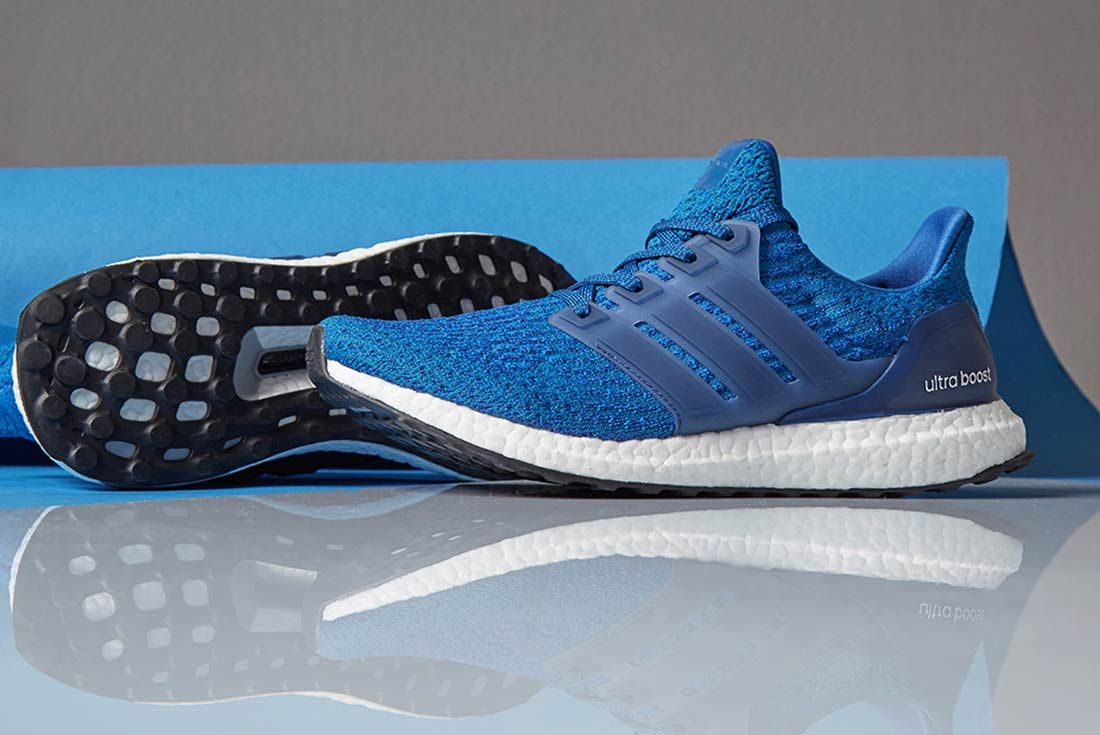 Adidas Ultraboost Mystery Blue 4