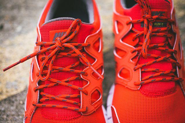 Nike Free Run 2 Light Crimson 1
