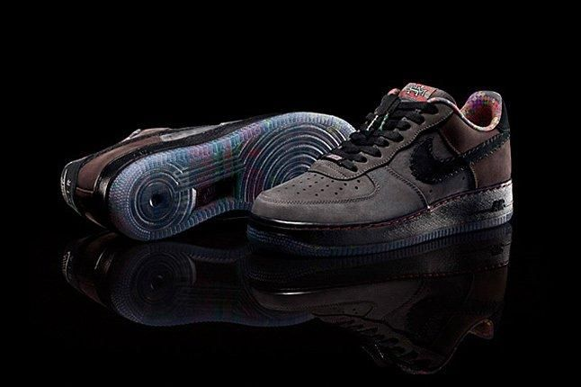 Nike Air Force 1 Low Black History Month 2012 121 1