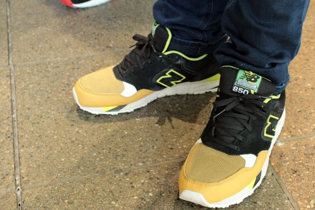 Sneaker Freaker X New Balance Tassie Devil Launch At Laced Skippy 1