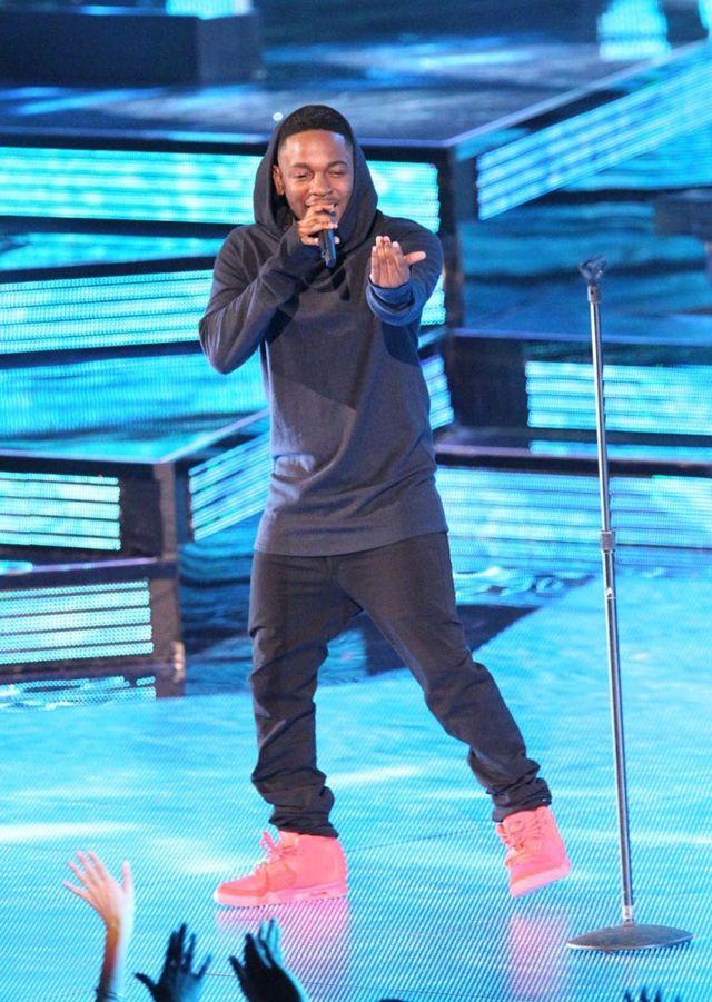 Kendrick Lamar Nike Air Yeezy 2 Red October 05