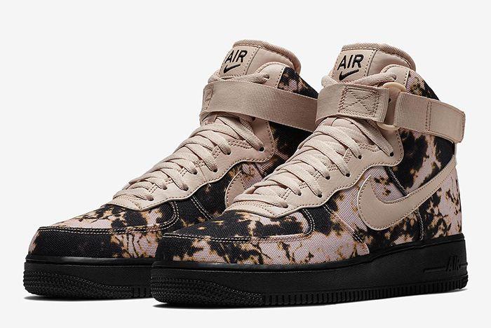 Nike Air Force 1 High Acid Wash Ar1954 001 5 Sneaker Freaker