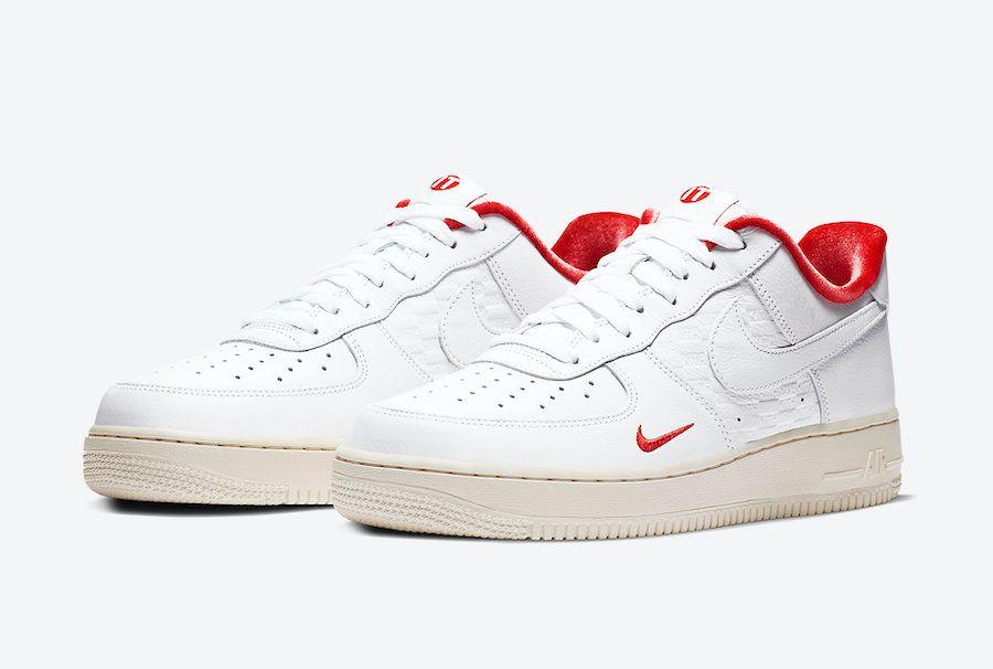 Kith Nike Air Force 1 Angled
