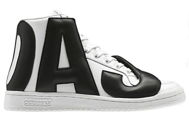 Adidas Originals By Jeremy Scott Js P Letters Leather Profile 1