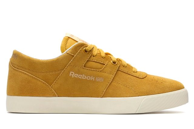 Reebok Classics Reserve The Franchise Low Yellow