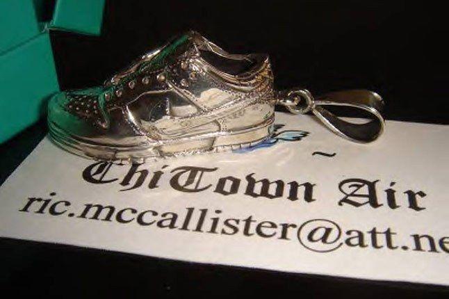 Ric Mc Callister Nike Pendant 1