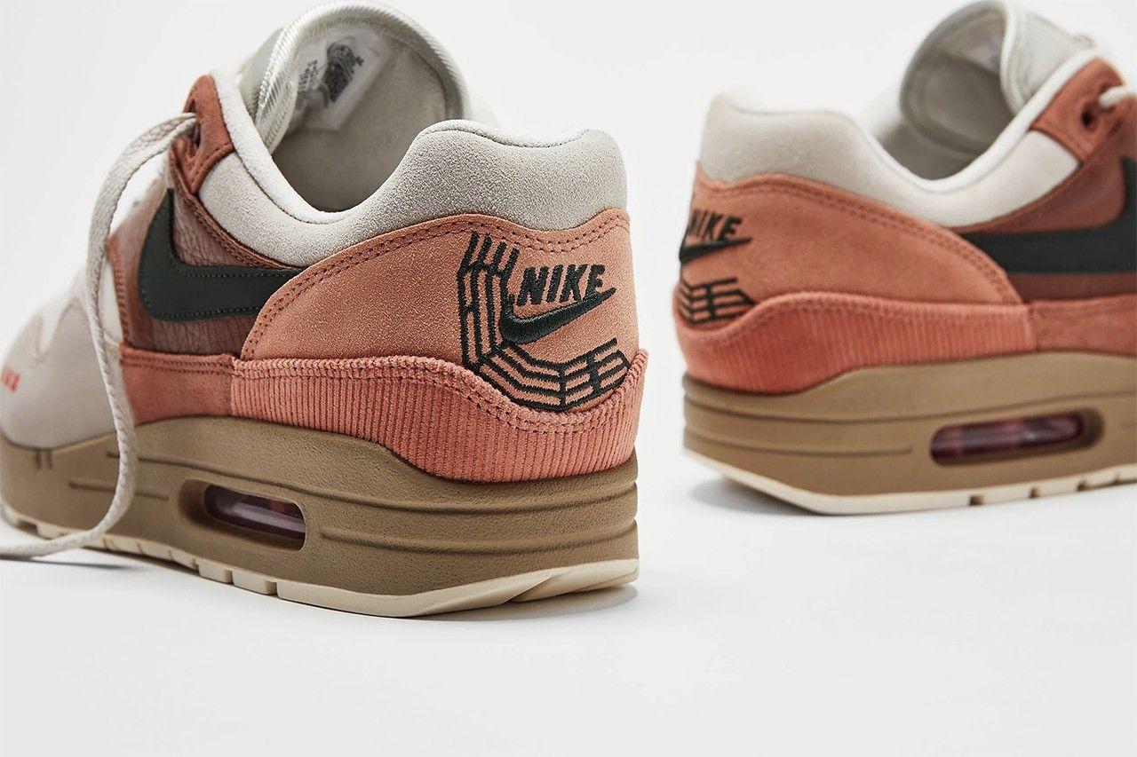 Nike Air Max 1 Amsterdam Heel