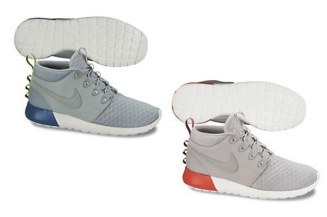 Nike Roshe Run Winter Mid 3 1