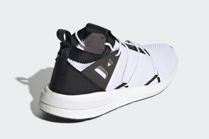 Adidas Arkyn White Black Red Rear