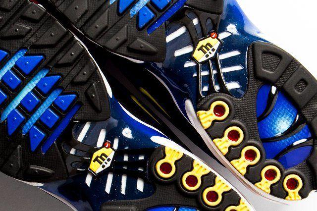 Nike Air Max Plus Hyper Blue 7