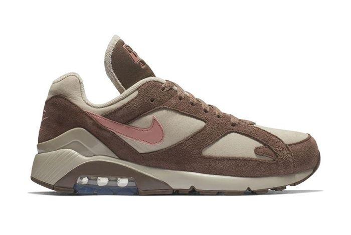 Nike Air Max 180 String Rust Pink Baroque Brown 1