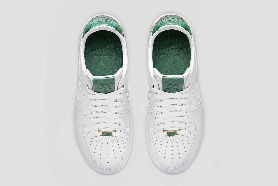 Nike Air Force 1 2017 Nai Ke Collection Jade6