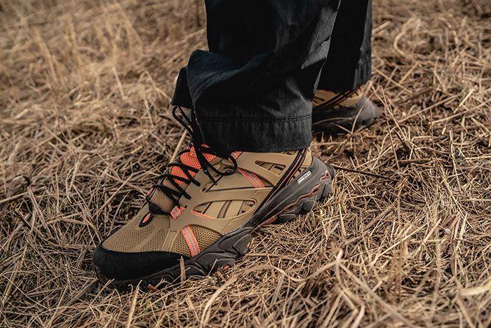 Eastlogue Reebok Dmx Trail Shadow On Foot