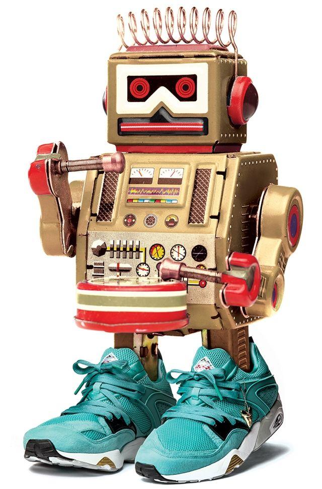 Sharkbait Robot