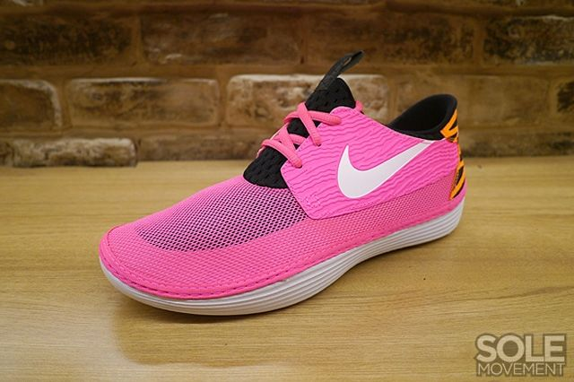 Nike Solarsoft Moccassin Pink Flash 6