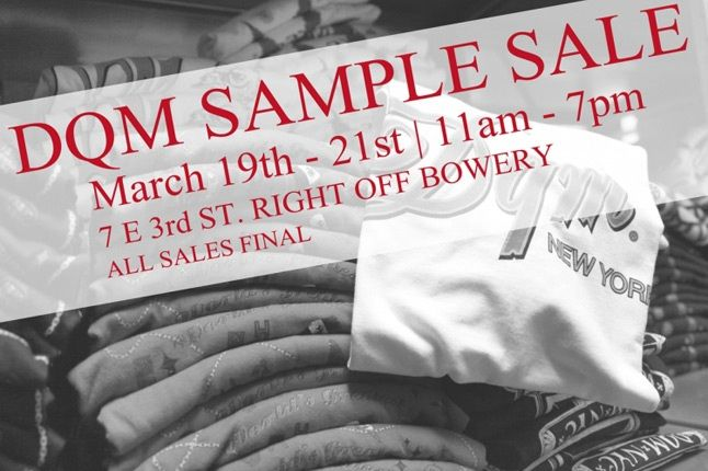 Daves Quality Meats Sample Sale 1