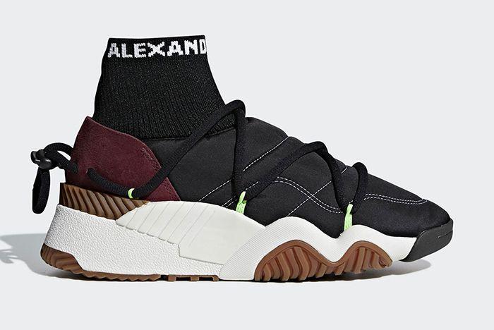 Adidas Alexander Wang Colab 2018 November 2