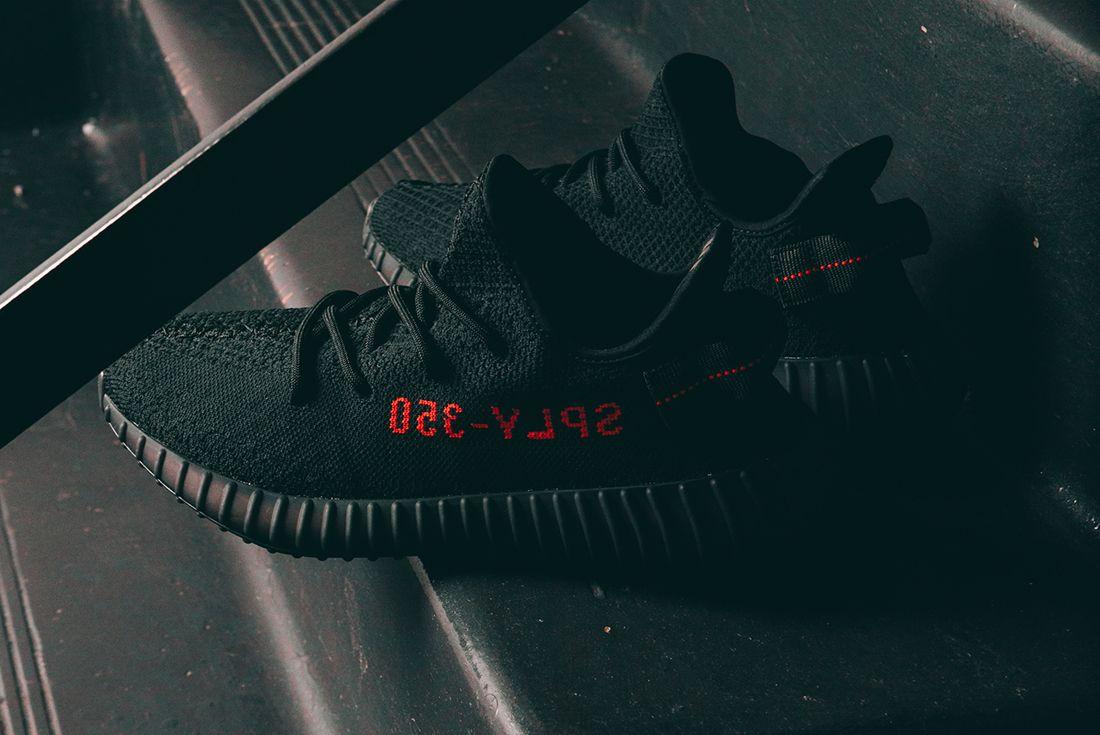 Adidas Yeezy Boost 350 V2 Black23
