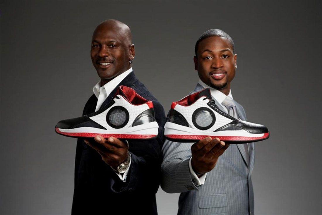 Nike Air Jordan 2010 Michael Dwanye Wade