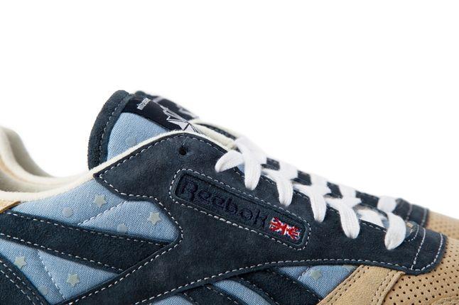 Mita Reebok Classic Leather Insignia Detail 1