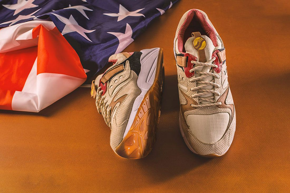 Saucony Grid 9000 Liberty Pack 3