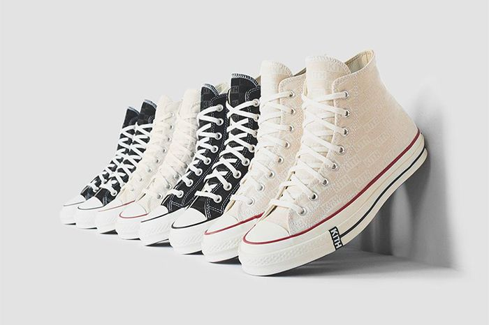 Kith Converse Chuck 70 Monogram Release Date Group