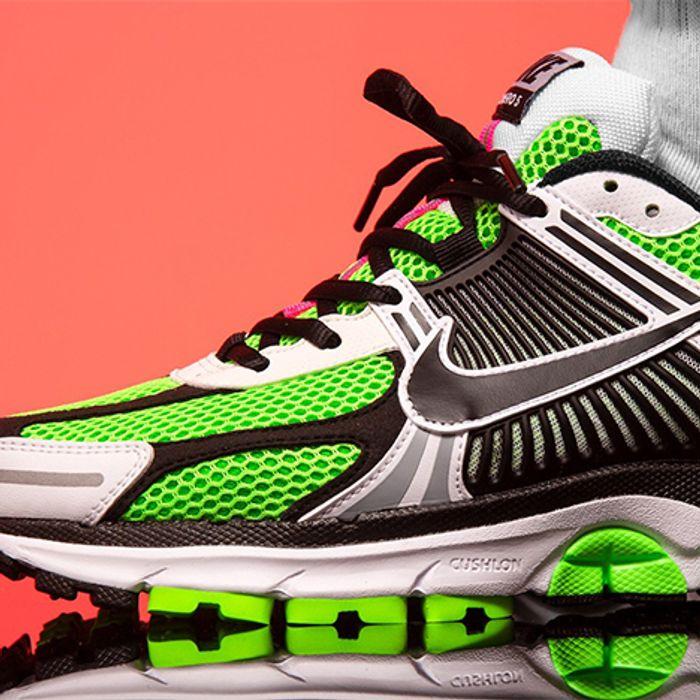 instinto vestirse Estándar  An On-Foot Look at the Nike Zoom Vomero +5 - Sneaker Freaker
