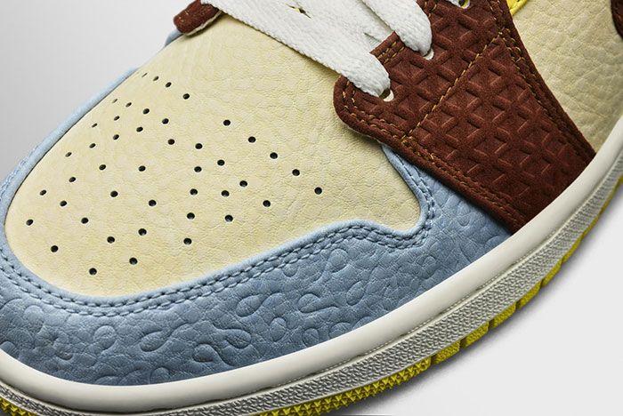 Jordan Brand Air Jordan 1 Fearless Ones Collection Nike Promo21
