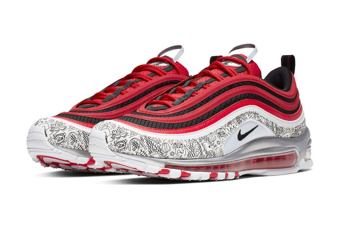 Jayson Tatum Nike Air Max 97 Release Date 1 Pair