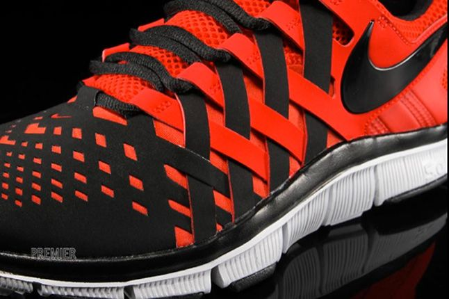 Nike Free Trainer Pimento Details 1