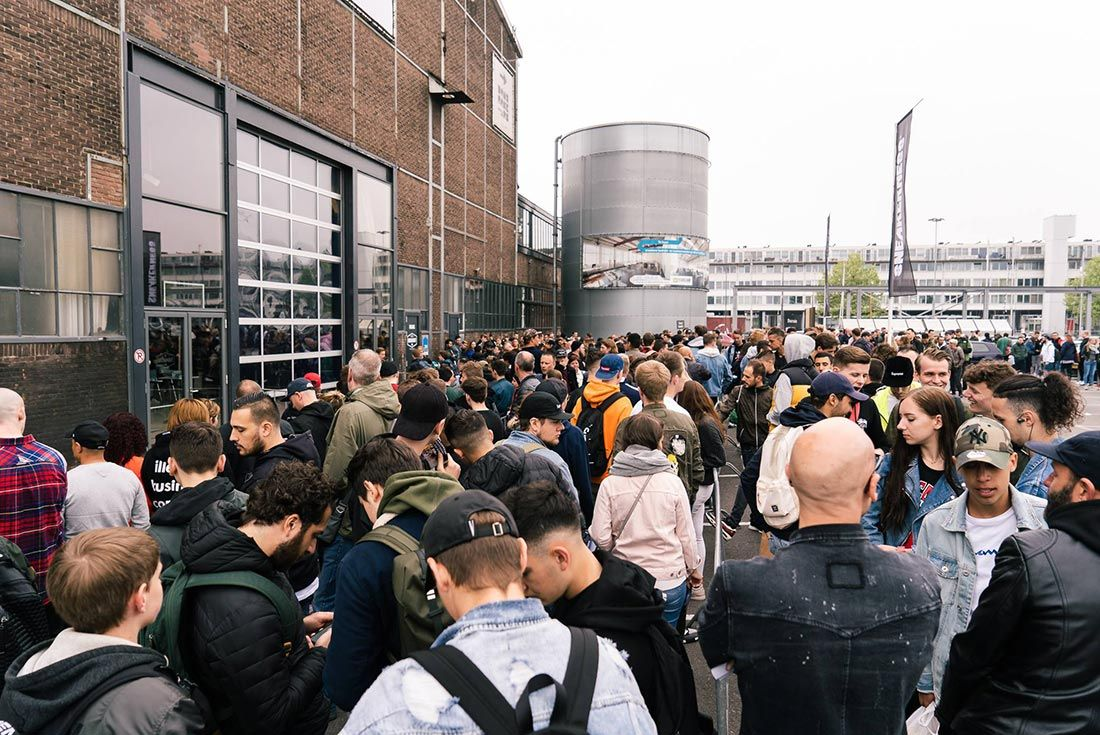 Sneakerness Amsterdam Lineup