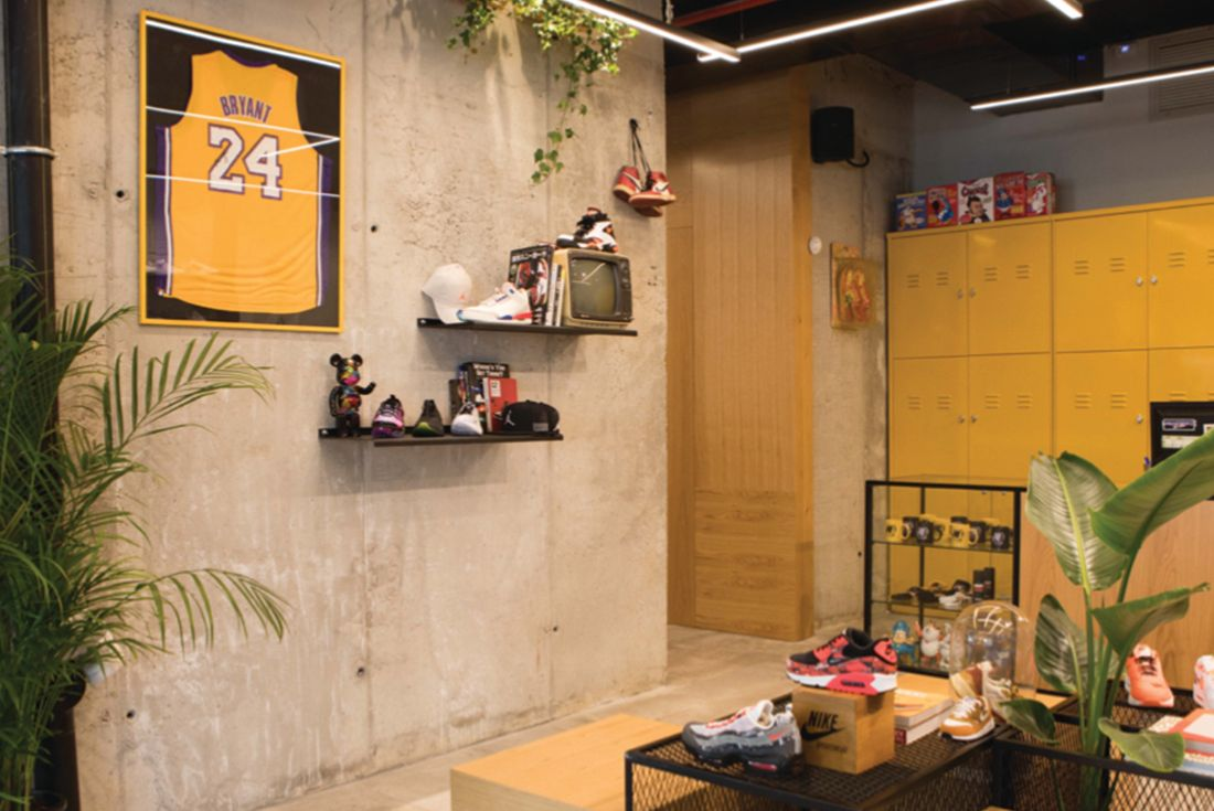 Sneakerbox Tlv
