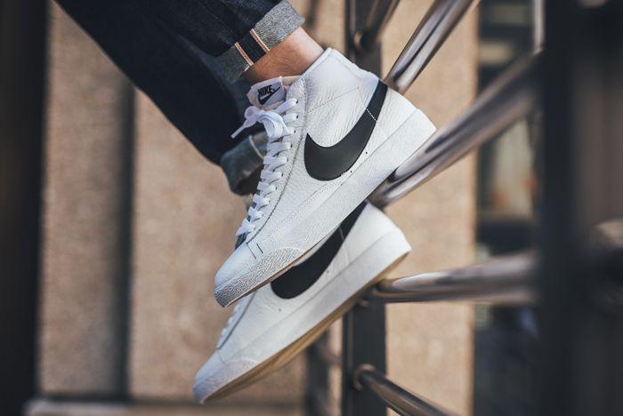 Nike Blazer Mid Retro Leather3
