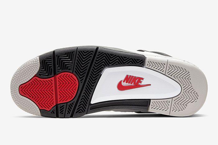 Air Jordan 4 What The Sole
