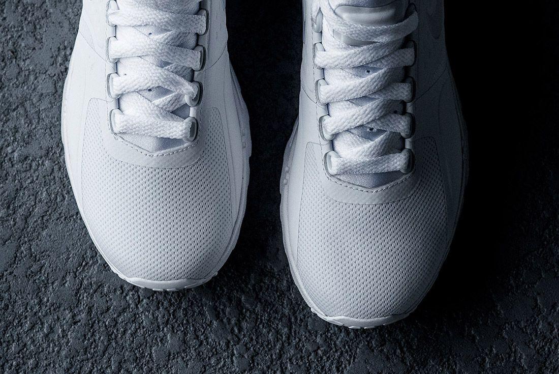 Nike Air Max Zero Triple White 5