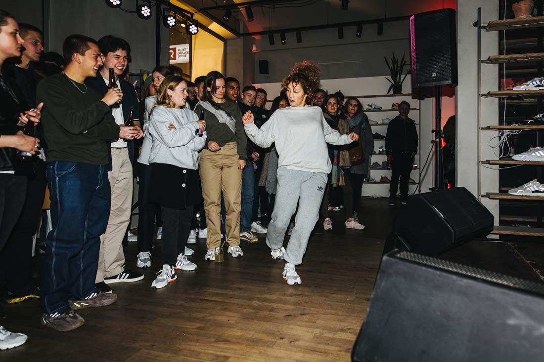 Rezet Sneaker Store Adidas Nite Jogger Release Party Event Recap 55