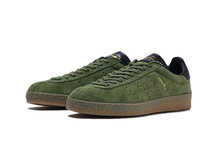 Adidas Topanga Clean Green 5