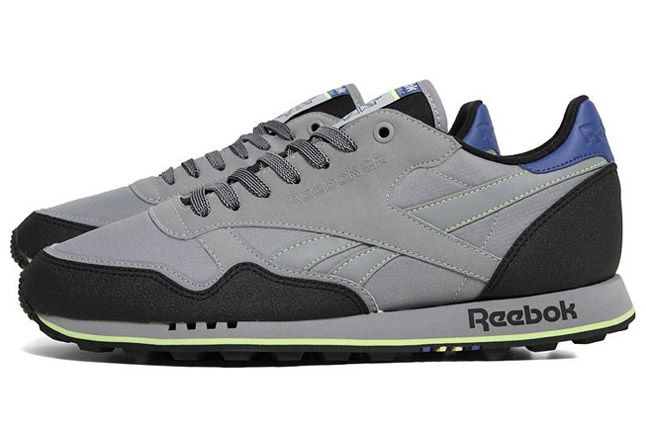 Reebok Classic Leather Trail Feather Grey Side 1