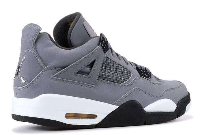 Air Jordan 4 Cool Grey 2