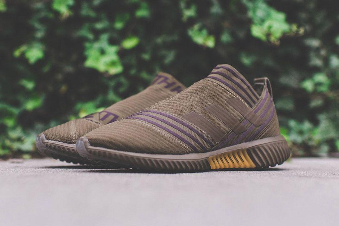 Kith Adidas Nemeziz Brown 9