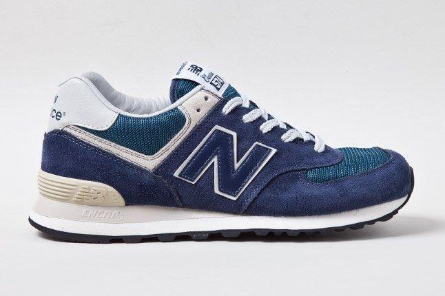 New Balance 574 Classics Nav 1