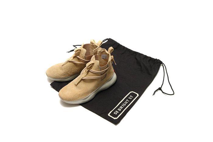 Reebok 58 Bright St Dmx Beige Sneaker Freaker