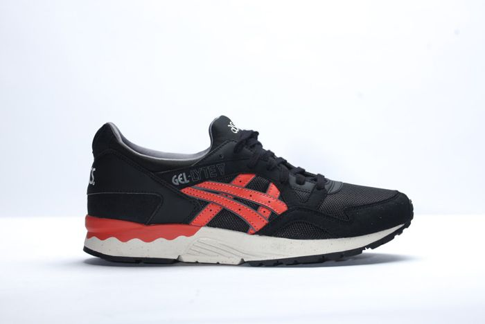 Asics Gel Lyte V Black Chilli 1