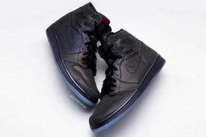 Air Jordan 1 High Zoom Release Date 4